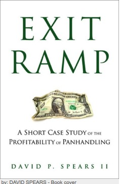 "Book cover of ""Exit Ramp"" by David Spears"