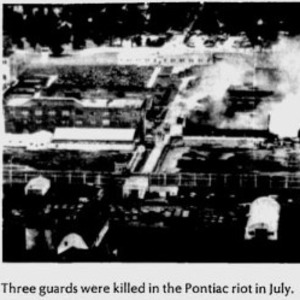 The second of three articles from the Tribune published in the Independent, based on Recktenwald's undercover time spent as a guard in Pontiac Prison.