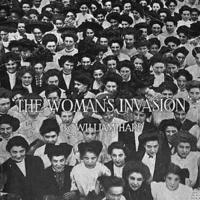 "Image accompanying William Hard's article ""The Woman's Invasion."" Written for Everybody's Magazine."
